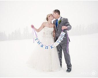 Wedding banner, Thank You Sign,wedding banners, garland, banners, Wedding Decoration, Thank You banner,banner