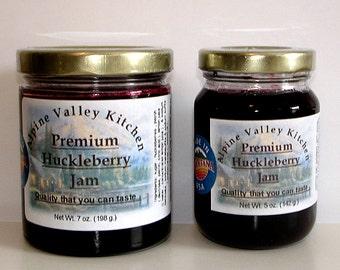 Huckleberry jam/Jams/