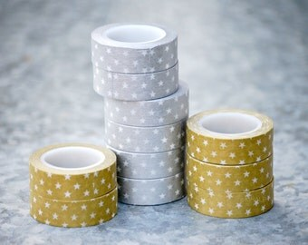 Great Parties - Washi Paper Tape from Mary Had a Little Party
