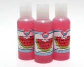 Fresh Picked Watermelon Bubble Me Up 2 Oz MINI TRIAL Body Wash Bubble Bath Shower Gel Travel Size