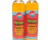 Passionfruit Nectarine 8 Oz. Body Wash Bubble Bath Shower Gel Bubble Me Up! Handmade by Bubble Girl Soap Co.