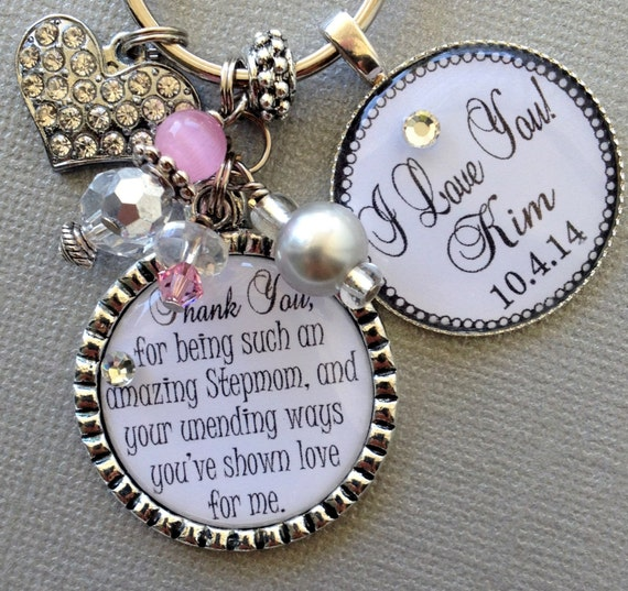 of the BRIDE gift, Personalized- wedding quote, thank you gift, step ...
