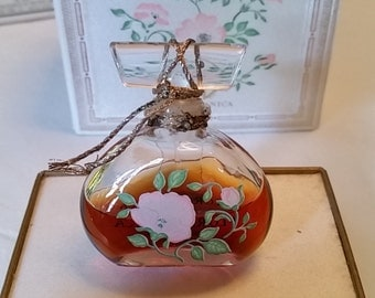 Yes it is!  FLORA D'ANICA PERFUME In Original Box
