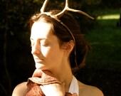 Antler Headdress / Crown