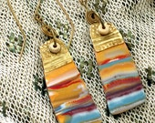 RESERVE listing - Hatshepsut Earrings