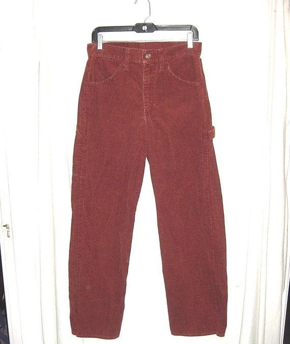 Painters Pants Vintage Corduroy Painter Pants Ely