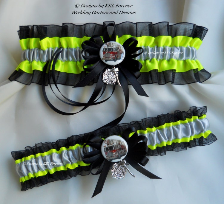 Firefighter Wedding: Firefighter Wedding Garters Maltese Cross By ElegantGarterShop
