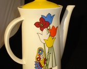 Vintage Coffee Pot made in Japan