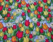 1.5 Yards DeStash - Love Bug by Rachel Lee - Tulip Fabric in bright colors