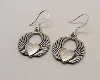 Steampunk jewelry. Steampunk earrings.