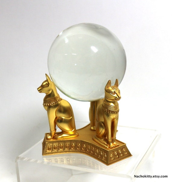 Vintage Crystal Ball 31