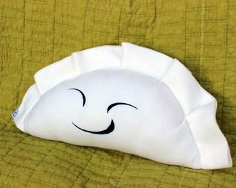 Sly Large Dumpling Potsticker Pillow Plush