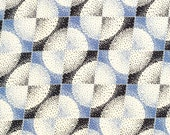 1 YARD Voile Coterie Blueberry Greenfield Hill Denyse Schmidt  VDS01.BLUEB.