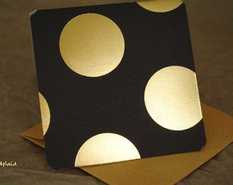 Mini Cards / Blank Cards / Cards with Envelopes / Polka Dot Cards / Foil Cards / Square Cards / Gift Cards / Gift Tags / mad4plaid