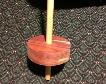 Drop Spindle Red Cedar