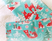 Two Cloth Napkins for Your Christmas Table