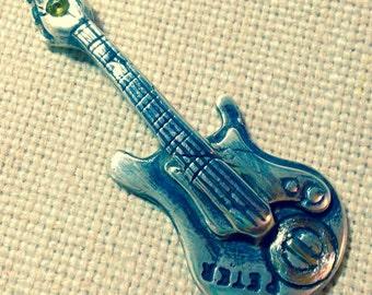 Peter's Guitar