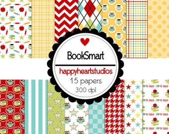 DigitalScrapbooking- BookSmart-INSTANTDOWNLOAD