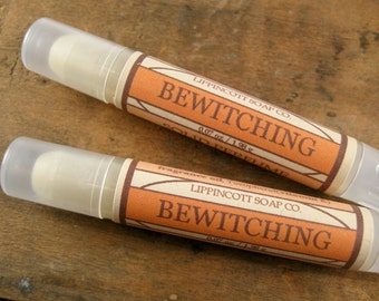 Bewitching Perfume, Solid Perfume Stick, Perfume Tube, Fragrance Solid,  Phthalate Free Fragrance, Women's Fragrance, Gift for Her