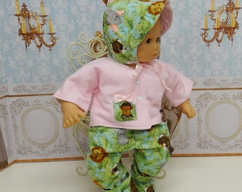 Bitty Baby playtime outfit - Jungle Baby