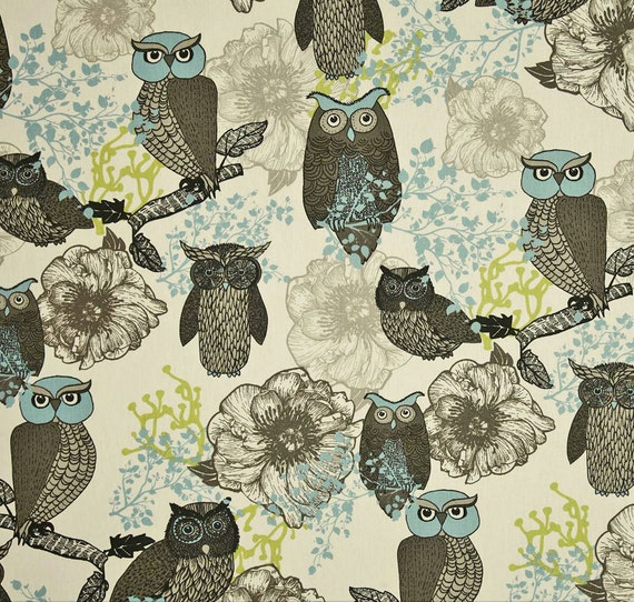 owl home decor fabric owl shower curtain rustic shower curtain by asmushomeinteriors 11687