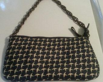 J Crew 100% silk purse