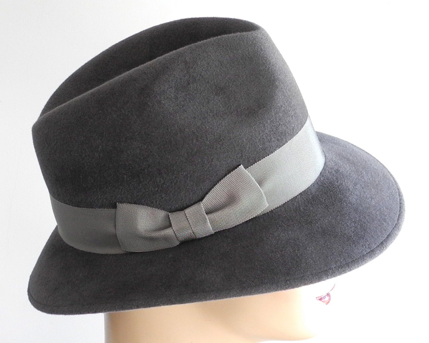 gray fedora hat s fashion accessories