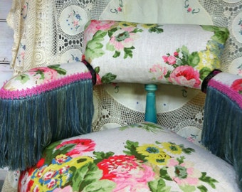 Comfy Antique Bedroom Shabby Chic Corner Chair