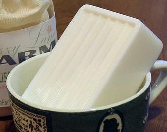 Castile Soap- YUZU (Japanese Grapefruit)- Natural Soap, large farm house bar soap. Olive Oil Soap, Argan oil soap, vegan friendly, citrus