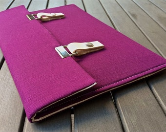 13 MacBook Pro Case / 13 MacBook Air Case / 13 inch laptop sleeve / 13 MacBook Case / 15 Macbook Pro Cover - Deep Purple