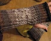 Outlander Inspired Fingerless Mitts, Gloves
