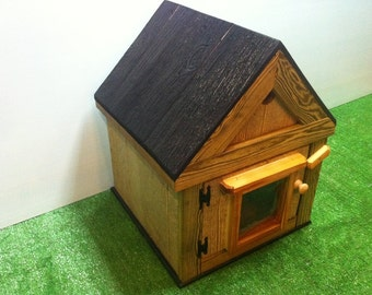 Heated Outdoor CAT House (Ships next Bus. Day)