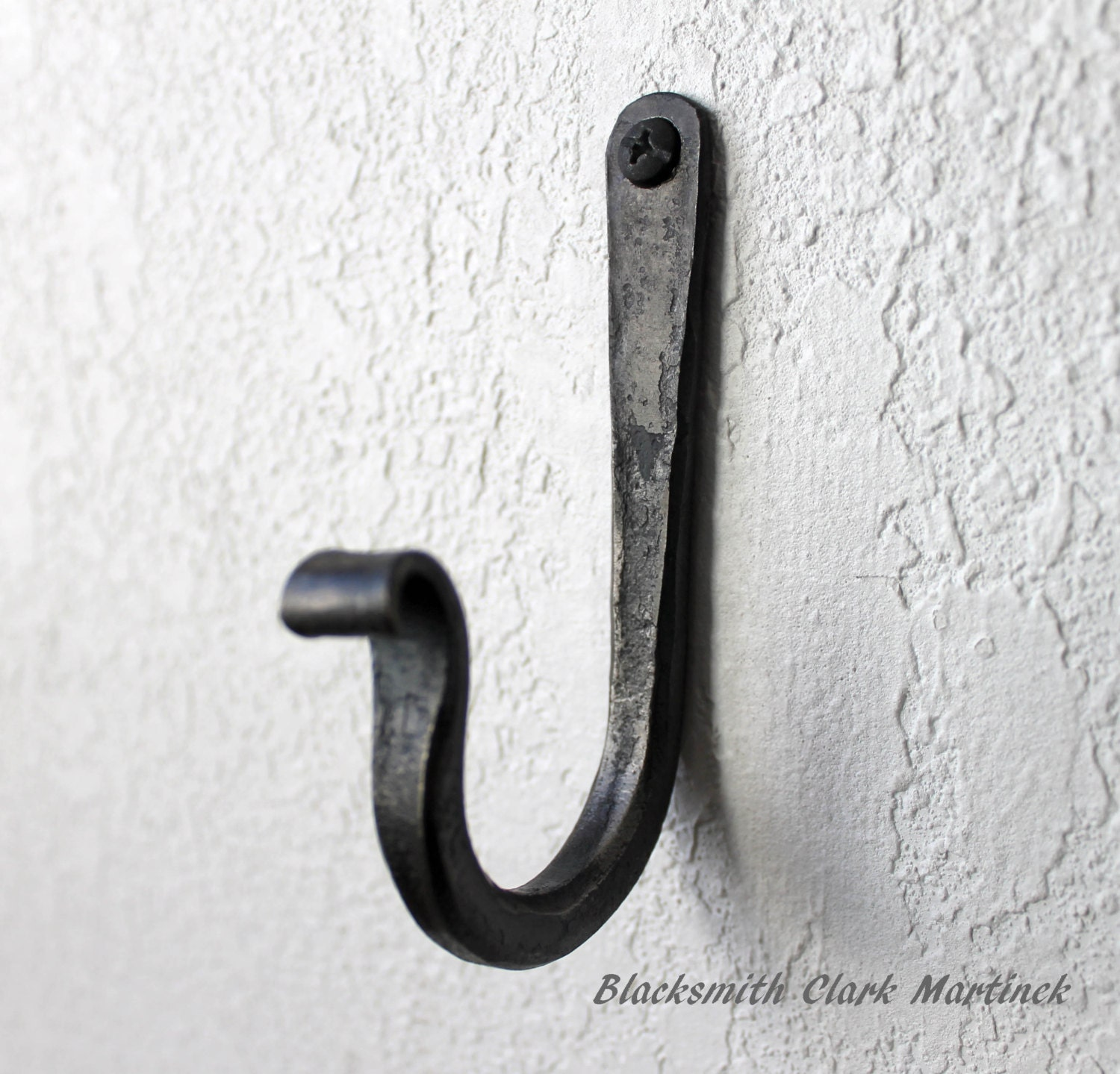 Rustic Wall Hook Unique Hooks Metal Coat Hook Iron Hook