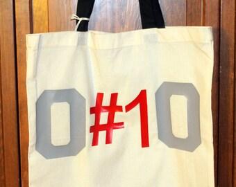 Ohio State Tote Bag O#1O