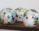 Beach Glass Floats, Set o...