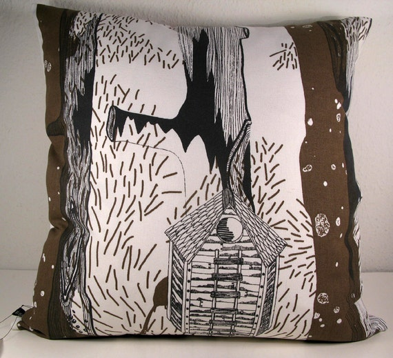 Scandinavian Style Pillows : SCANDINAVIAN DESIGN PILLOW by andresendesign on Etsy
