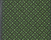 Green Diagonal Plaid (70151-775) - BTY - South Seas