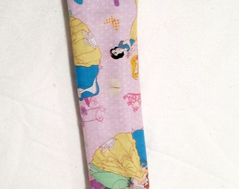 Seat Belt Cover/Sleeve -  Princess Print