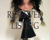 RESERVED LISTING - reserved for Cheryl Bailey