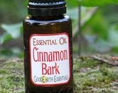 CINNAMON BARK pure Essential Oil for potpourri, aromatherapy, holiday scent