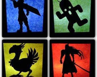 """Final Fantasy VII 4.5"""" light box"""