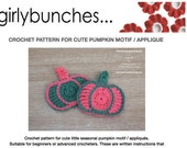 Girlybunches - Crochet Doily PDF Pattern