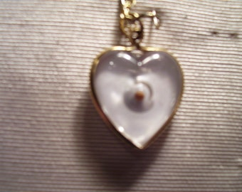 Vintage Faith of a Mustard Seed Necklace NEW