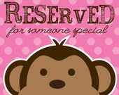 Reserved Listing for Julia
