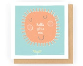 Hello Little One - Greeting Card (1-109C)