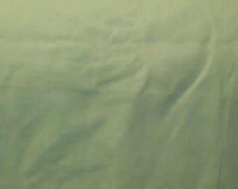 "Granny Apple Green  100% Cotton 44"" Wide By The Half Yard 1/2"