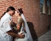 Wedding Headband, Bridal Headband, Tiara, Bridal Headpiece, Two Strand, Rhinestone Headband, Wedding Hair, Headpiece, Rhinestone Wedding