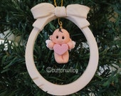 Baby Angel Personalized Ornament