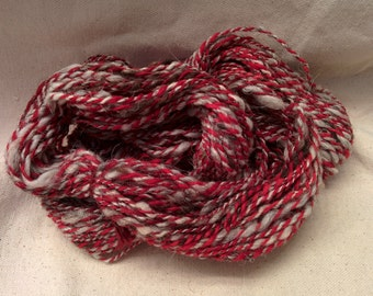 Red R'hllor - Handspun North Ronaldsay / Punta Wool