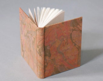 Autumn Marbled Small Journal